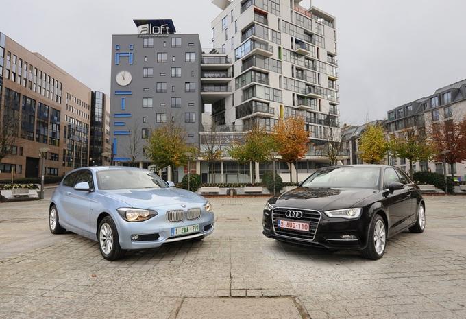 Audi A3 1.4 TFSI en BMW 114i : Instappers voor overstappers #1