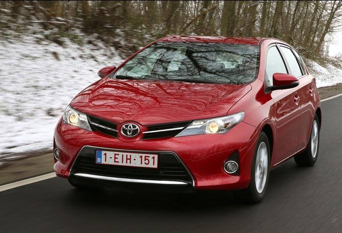 Toyota Auris 1.4 D-4D #1