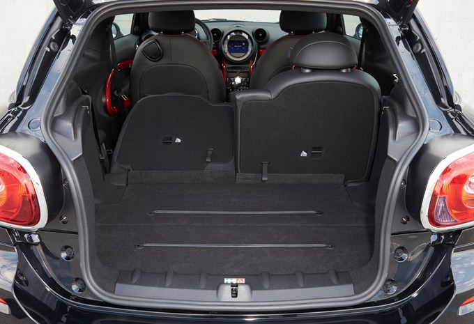 images mini paceman jcw moniteur automobile. Black Bedroom Furniture Sets. Home Design Ideas