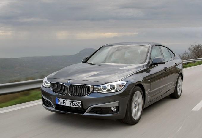 BMW Série 3 GT #1