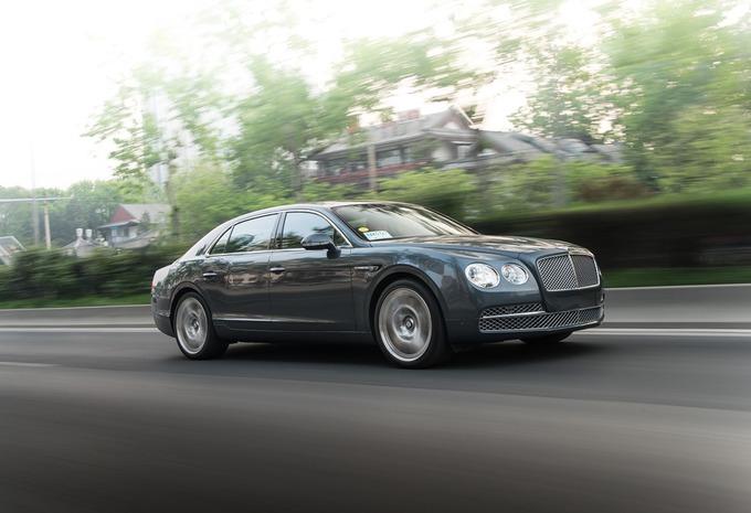 Bentley Flying Spur #1