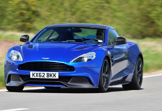 Aston Martin Vanquish #1