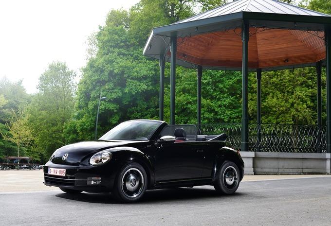 Volkswagen Beetle Cabrio 1.6 TDI 105 #1