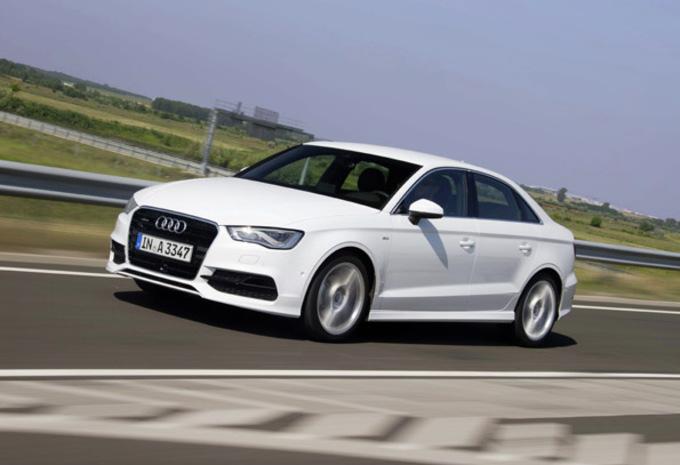Audi A3 Sedan #1