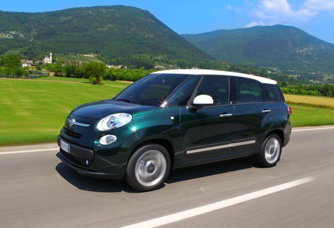 Fiat 500L Living #1