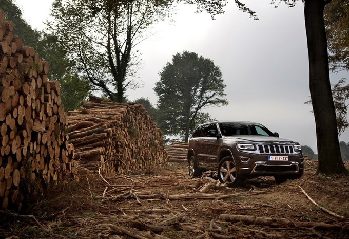 Jeep Grand Cherokee 3.0 CRD Overland #1