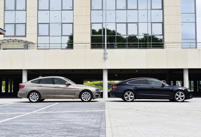 Audi A5 Sportback 2.0 TDI 177 et BMW 320d Gran Turismo : La guerre des genres #1