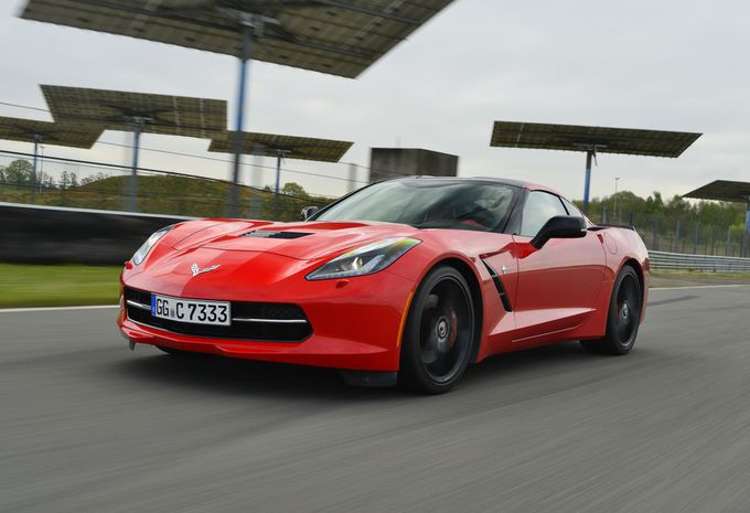 Corvette C7 Stingray #1