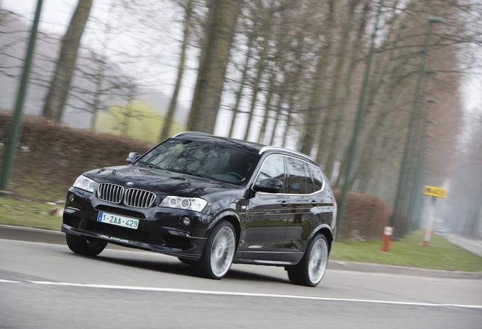BMW Alpina XD3 Bi-Turbo #1