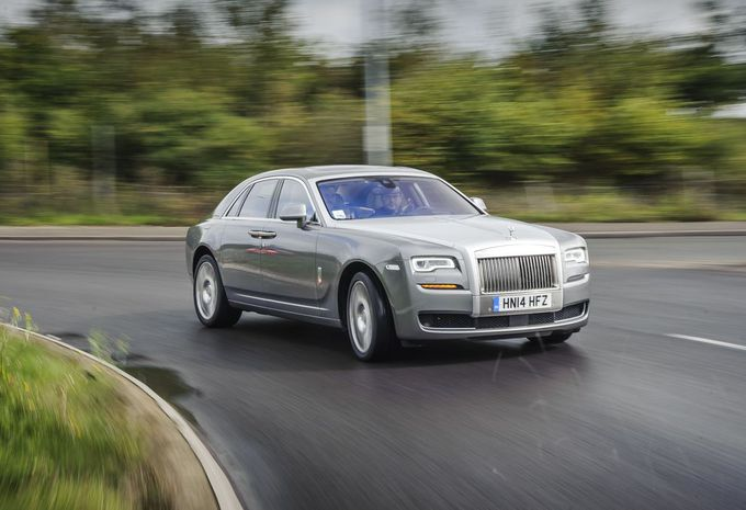 Rolls-Royce Ghost Series II #1