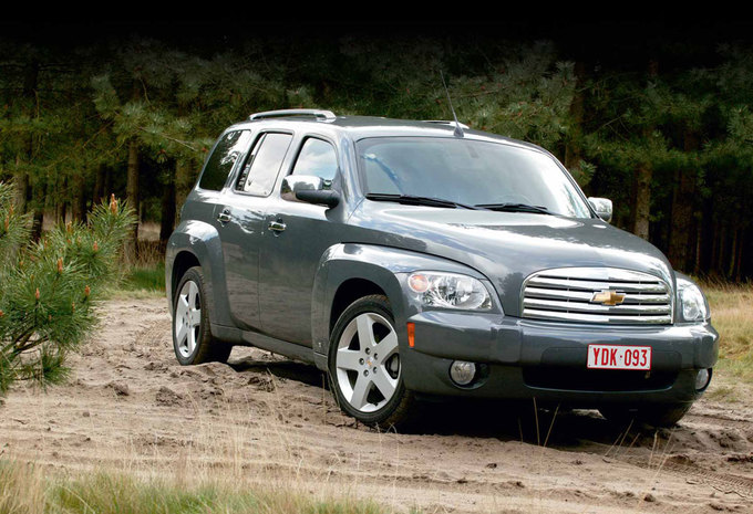 Chevrolet HHR : Verloren zoon #1