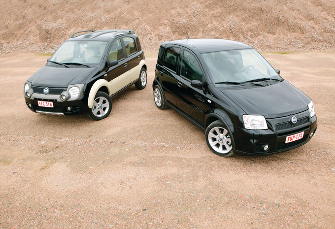 FIAT PANDA 100 HP & CROSS : Playmobil #1