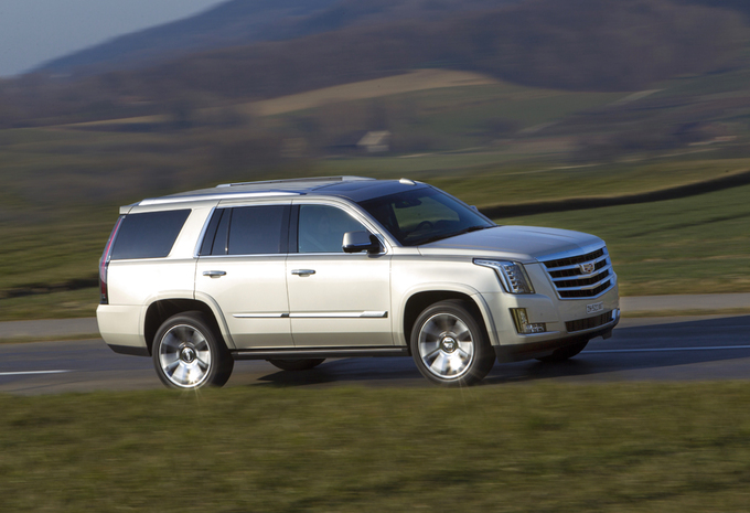 Cadillac Escalade: overdaad schaadt [niet?] #1