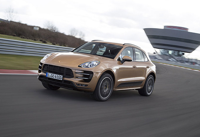 Test Circuittest Porsche Macan Turbo 2014 Autowereld