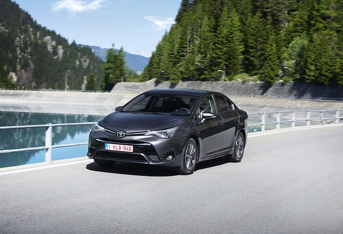 Toyota Avensis : comme neuve #1