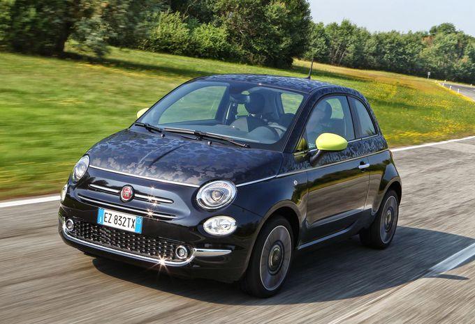 Fiat 500: du mascara et basta ! #1