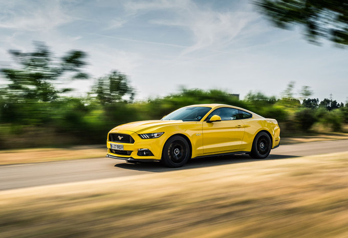 FORD MUSTANG GT V8 FASTBACK : Wild, Wild West #1