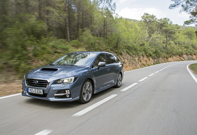 Subaru Levorg (2015) #1