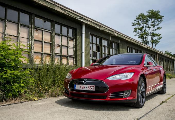 Tesla Model S P85D : Stille kracht #1