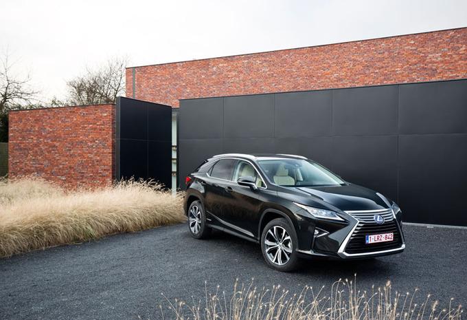 Lexus RX 450h : Hybridespecialist #1