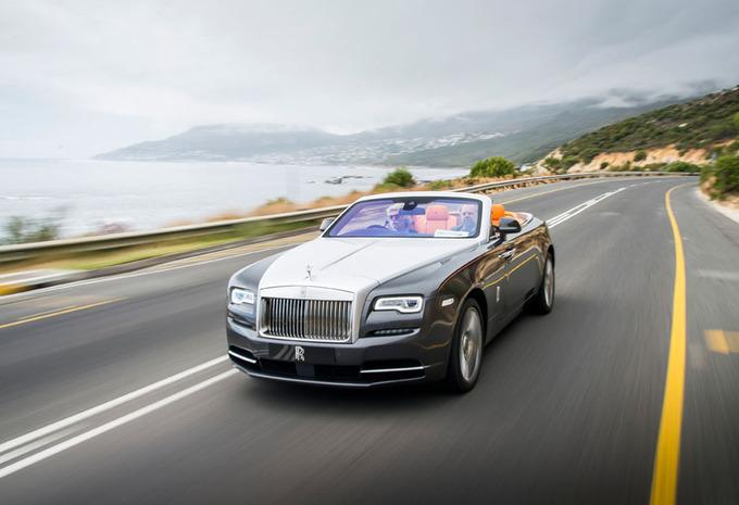 Rolls-Royce Dawn : Contre toute attente #1