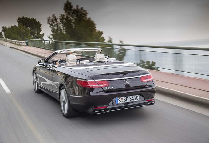 Mercedes S Cabriolet : un peu plus près des étoiles #1