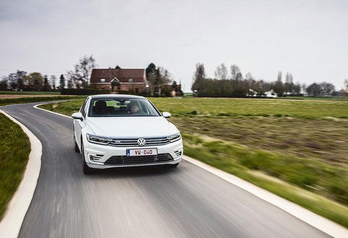 Volkswagen Passat GTE : Doe ze nog eens vol #1