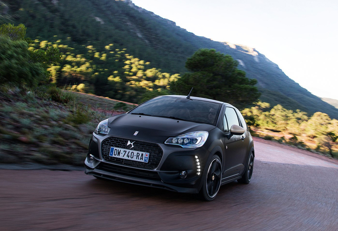 DS 3 Performance (2016) #1