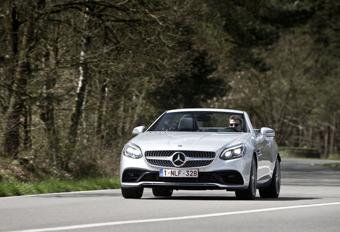 Mercedes SLC 200 : Andere naam, zelfde formule #1