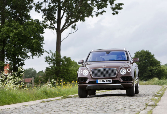 Bentley Bentayga : SUV voor de elite #1