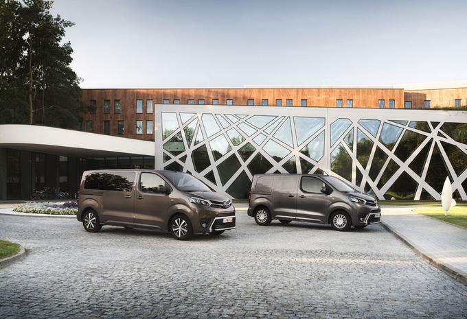 Toyota ProAce Verso : Faire le break #1