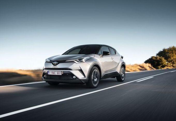 Toyota C-HR : Mutatis mutandis #1