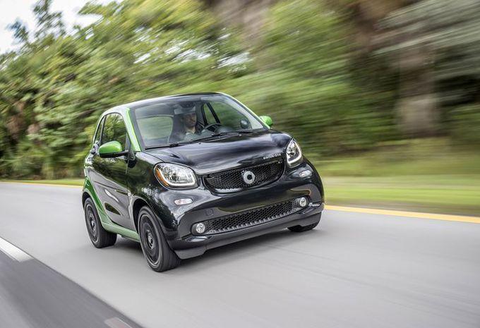 Smart Fortwo Electric Drive : l'idéal théorique #1