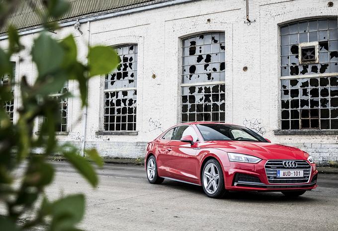 Audi A5 Coupé 3.0 TDI : Verrassend homogeen #1