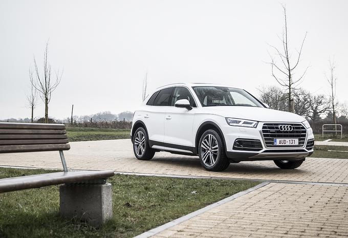 Audi Q5 2.0 TDI quattro S-tronic : Le changement dans la continuité #1