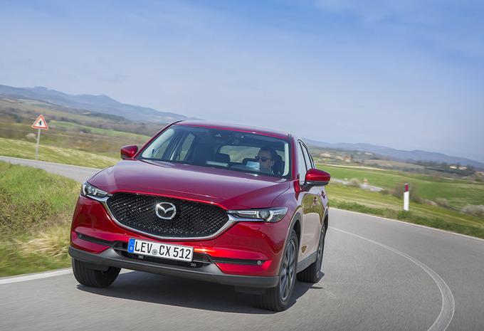 Mazda CX-5 Skyactiv-Diesel 150 (2017) #1