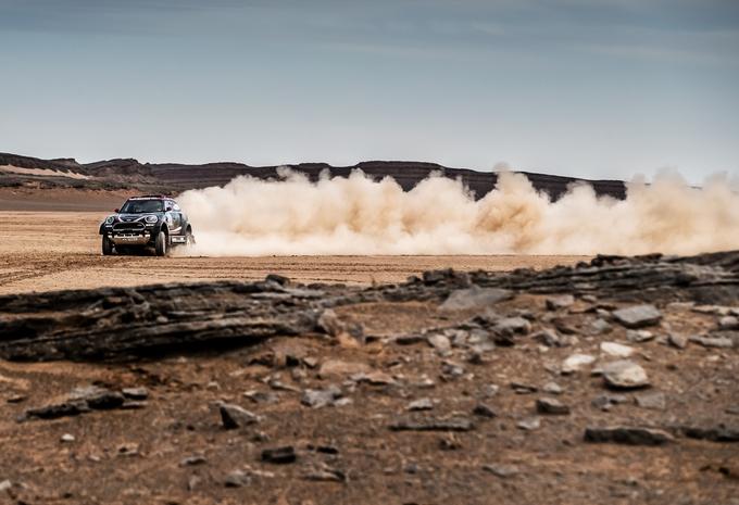 Mini JCW Rally (2017)