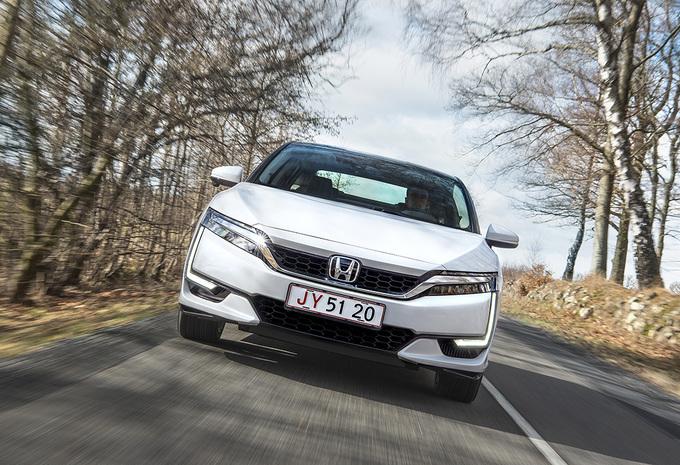 Honda Clarity Fuel Cell : Langzaam maar zeker #1