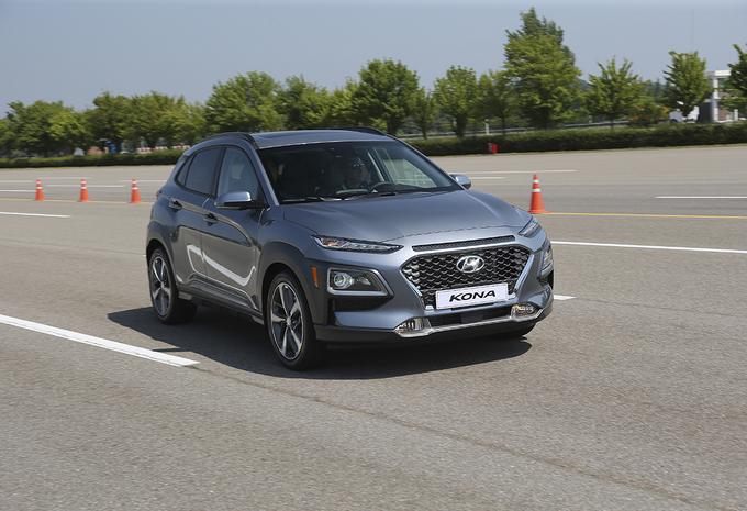 Hyundai Kona : Verleidingskracht #1