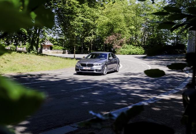 BMW M550i : en attendant la M5 #1