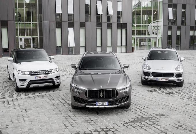 Prestige-SUV'S : Mag het iets meer zijn? #1