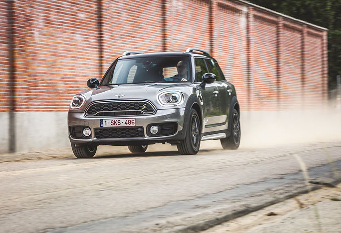 MINI COOPER S E COUNTRYMAN ALL4 : Mini eureka #1