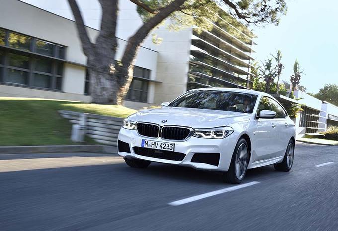 BMW 6-REEKS GRAN TURISMO 2018: Treetje hoger #1