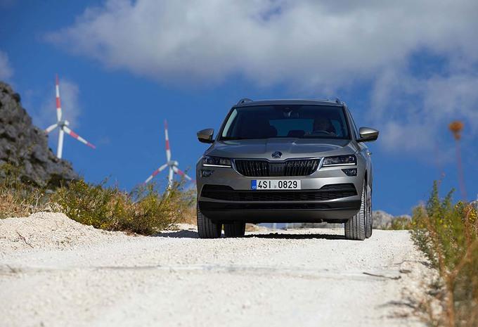 Skoda Karoq: SUV met eenvolumerinspiratie #1