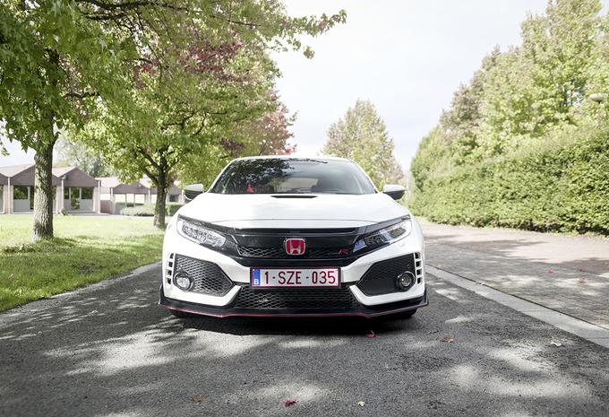 Honda Civic Type R : Radicalement plus tolérante #1