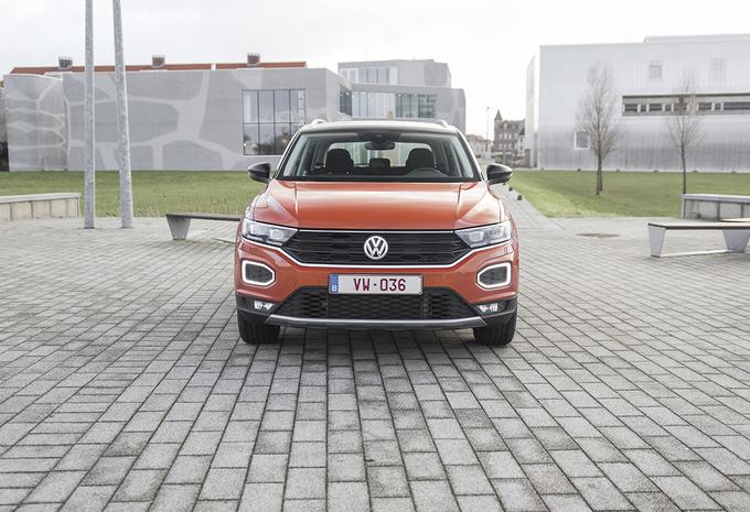 Volkswagen T-Roc 1.0 TSI : Wolfsburg doet funky #1