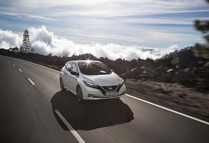 Nissan Leaf 2018 : Pionnière dans le neuf #1