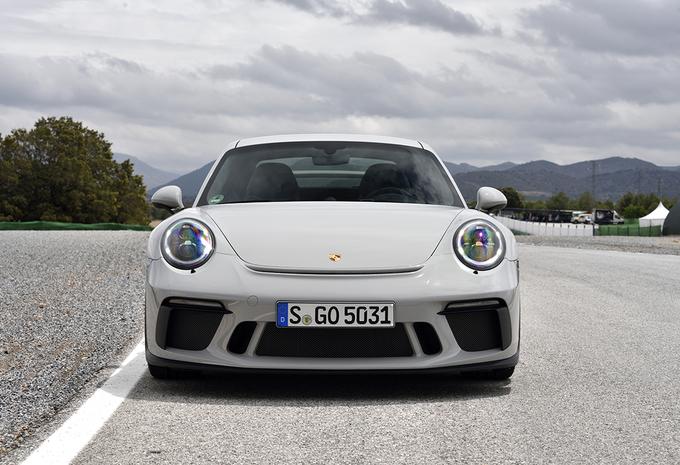 Porsche 911 GT3 PDK : Tussen straat en circuit #1