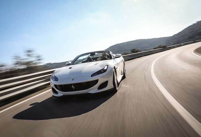 Ferrari Portofino 2018: West coast GT #1