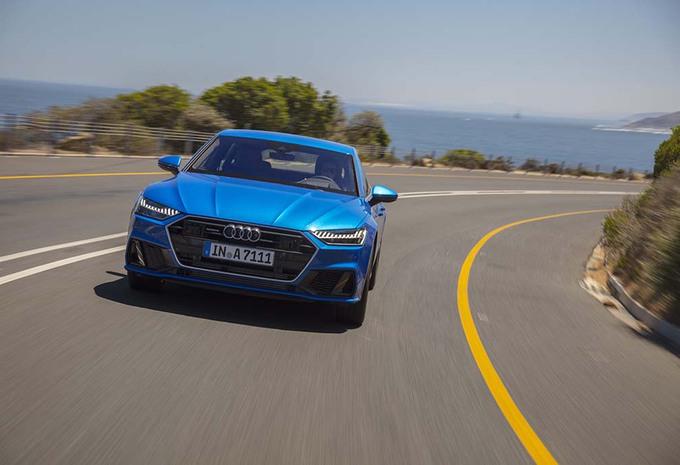 L'Audi A7 2018 : Révolution digitale #1